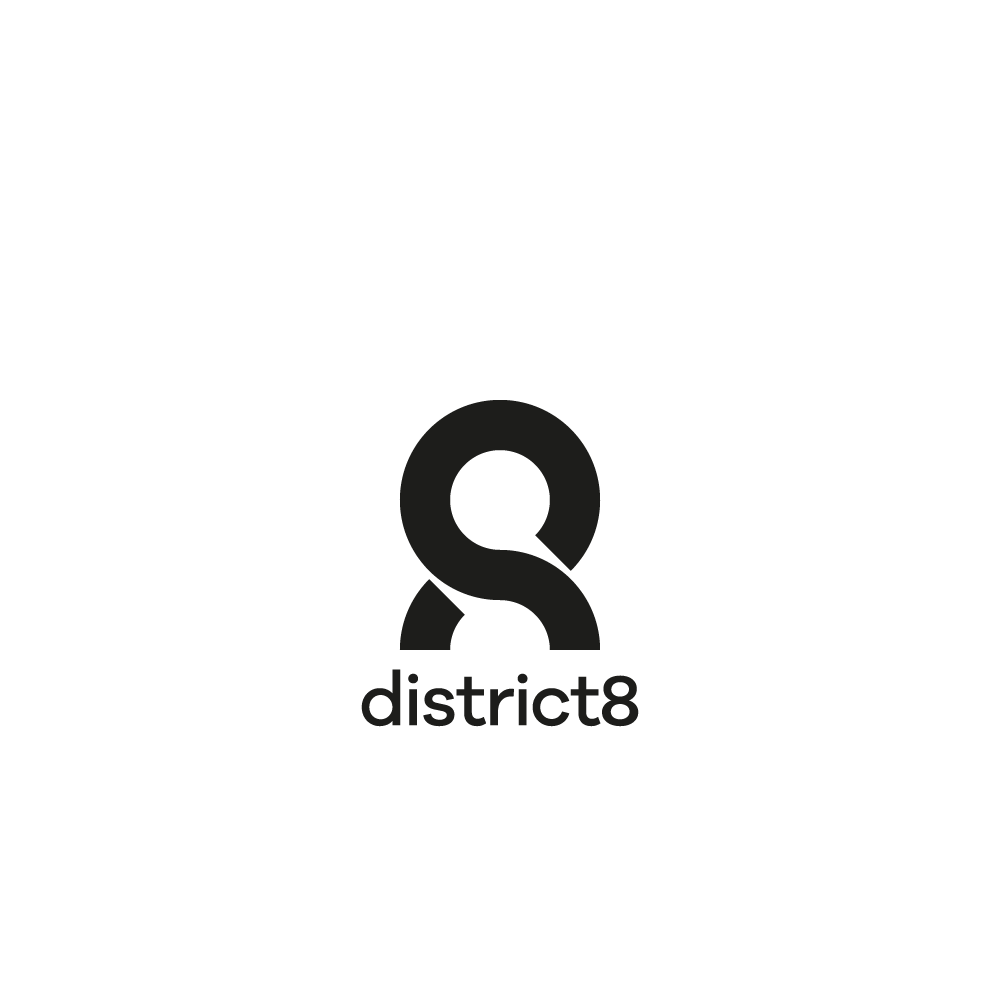District 8 / Archetype Logo